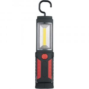 Lanterna 3W COB com 1 LED Recarregável • LT2052