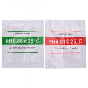 Kit de Calibração Solução Tampão PH 4.01 e 6.86 • LT2405
