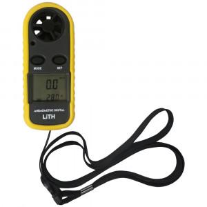 Anemômetro Digital 10C a 45C • LT2407