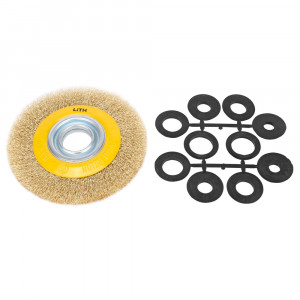 Escova Circular 6 x 1/2 polegadas • LT2441