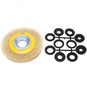 Escova Circular 6 x 3/4 Polegadas • LT2442