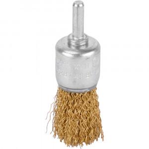 Escova de Aço tipo Pincel 25mm • LT2456