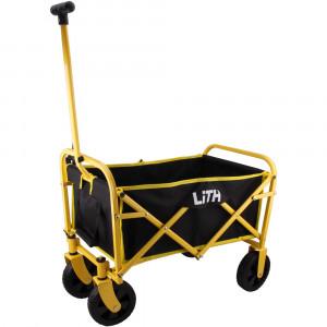 Carrinho para Carga Dobrável com Bolsa para 60kg • LT2704