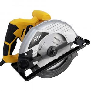 Serra Circular 7.1/4 Pol. 185mm 1400W para Madeira • LT8000/127V